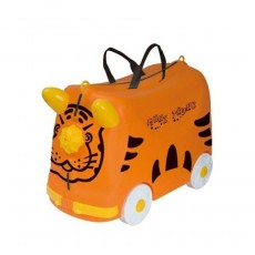 Roll & Play Mini Trunk Kid's Toys Luggage/Storage Box